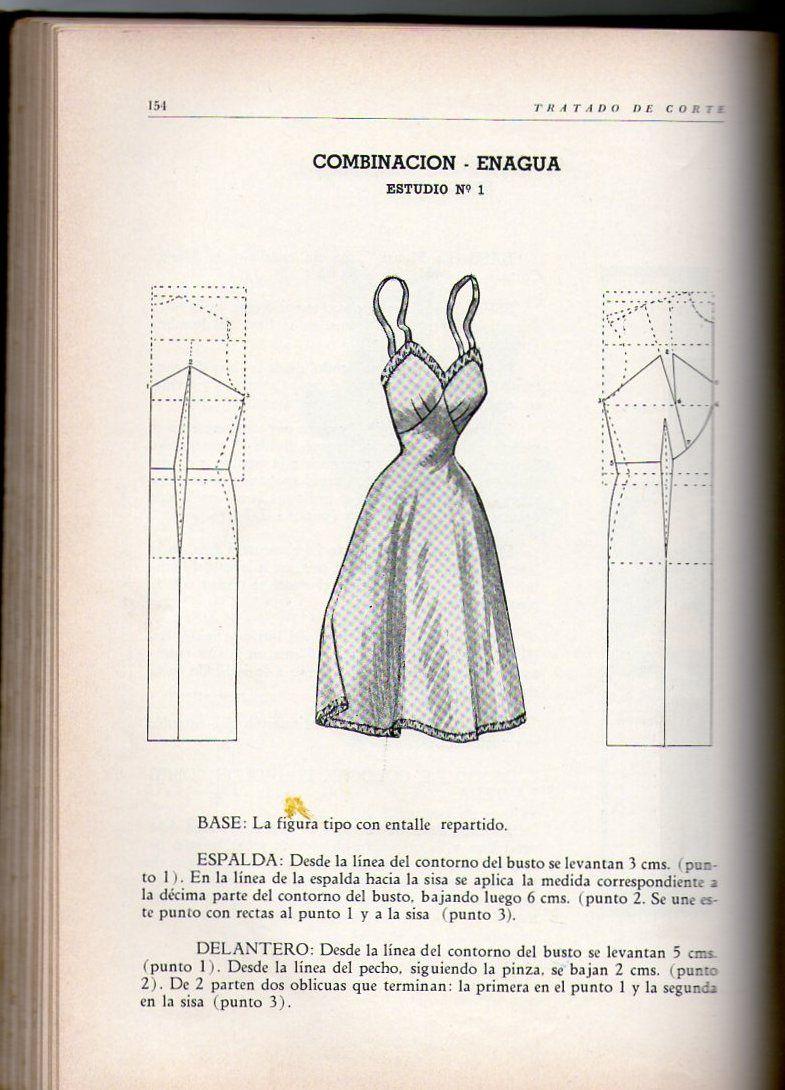 Tratado de corte y Confección | Design 8 | Pinterest | Patrones ...