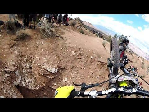 ▶ Tyler McCaul POV at Red Bull Rampage 2013 - YouTube