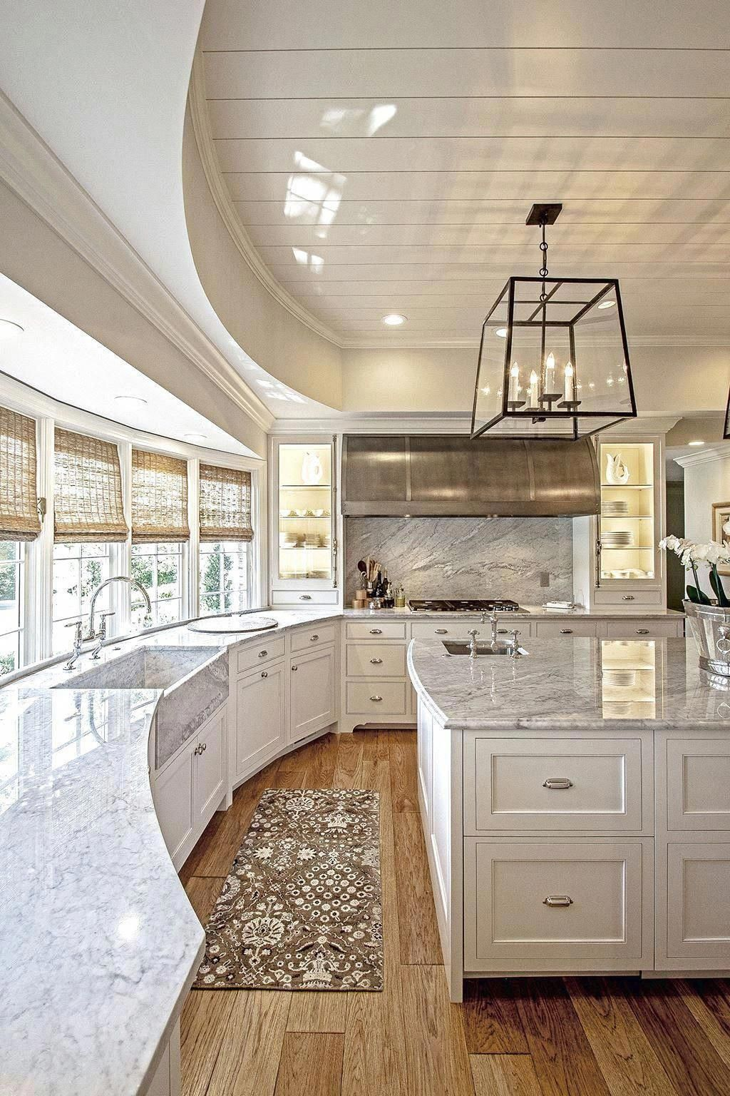 The L Shaped Kitchen Is Consisted Of 2 Adjoining Walls With Perpendicular Countertops Farmhouse Kitchen Remodel Kitchen Remodel Layout Kitchen Remodel Small