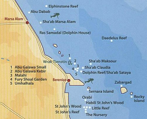 Sataya Reef Dolphin Reefegyptred Sea Travel Pinterest Red Sea - Map of egypt marsa alam