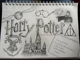 Billedresultat For Harry Potter Drawings Easy Drawing Ideas
