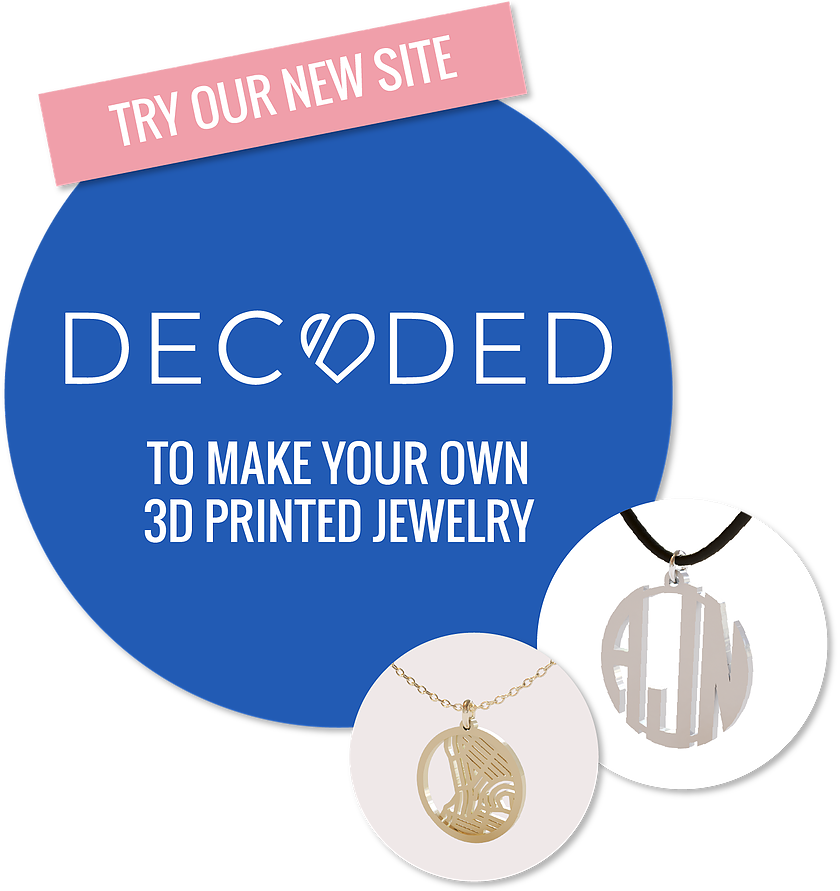 Convert Images Drawings Logos Or Anything You Want From A 2d Image Into A 3d Model In Seconds Just Upload Your Pict Printed Jewelry 3d Printed Jewelry Image