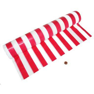 Carnival Themed Plastic Table Cloth Roll 100 Ft Long Carnival