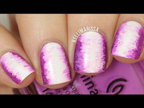 No Tools Easy Diy 3d Nail Art Tutorial Kelli Marissa Nail Art