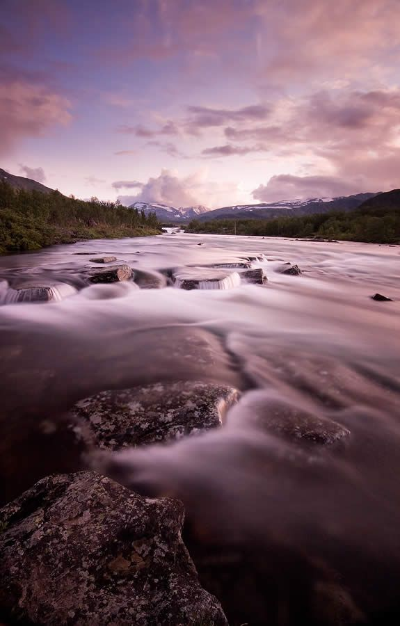 Famous River Around The Earth Memuru In Norway Beautiful Places - World famous river name