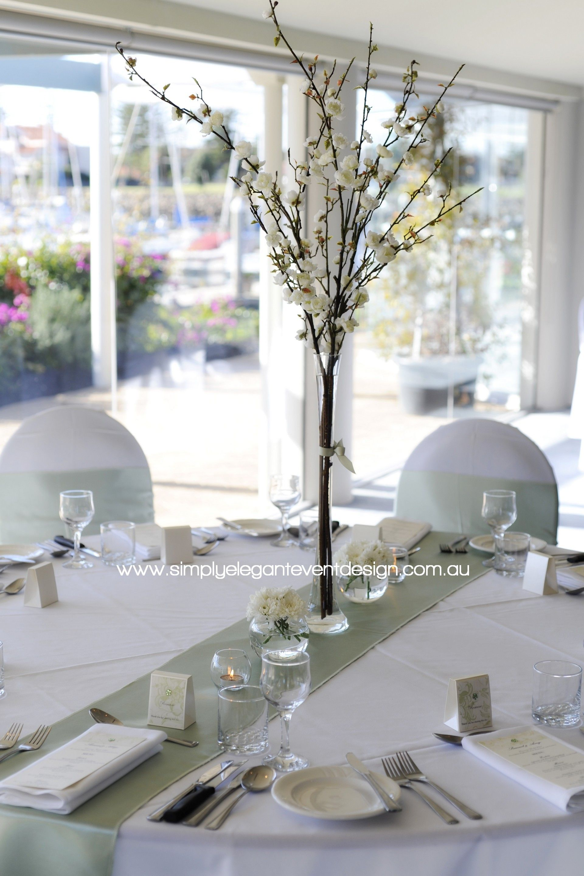 This long stemmed flower make a great centrepiece | Blossom Tree ...