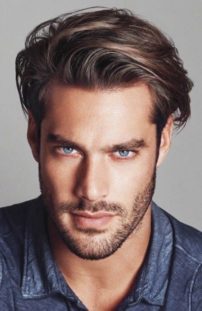 Herren Tolle Frisuren Mode Trends Mittellange Haare Manner Haare Manner Herrenfrisuren