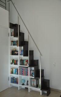 nicht wirklich sch n aber das prinzip geteilte samba treppe ist schon sehr cool. Black Bedroom Furniture Sets. Home Design Ideas