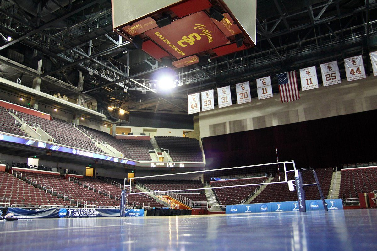 2012 Ncaa Men S Volleyball Championship At Usc Volleyball Volleyball Net Volleyball Equipment