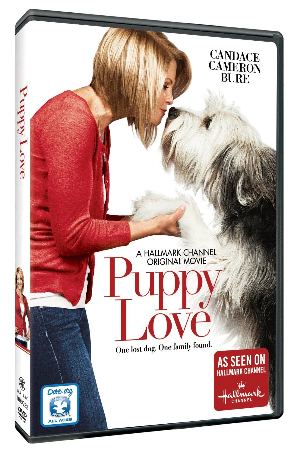 Puppy Love Victor Webster, Candace Cameron