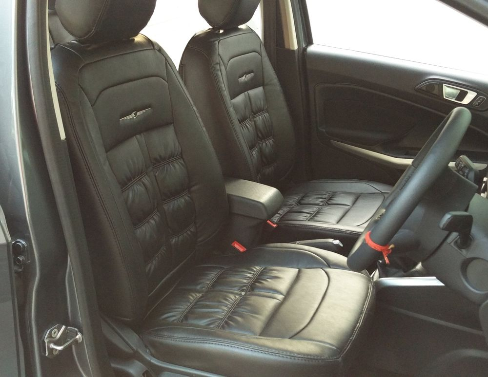 Luxurious Napa Grande Car Seat Covers For Ford Ecosport Leather Car Seat Covers Car Seats Leather Seat Covers