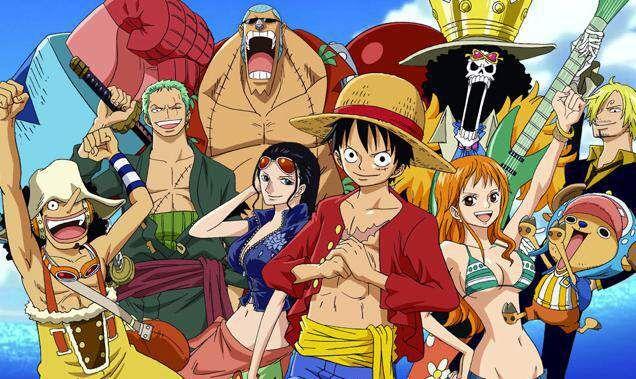 One Piece Est Une Oeuvre Originale De Eiichiro Oda