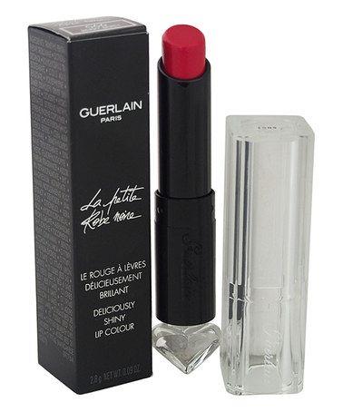 Berry Beret La Petite Robe Noire Deliciously Shiny Lipstick #zulily #zulilyfinds