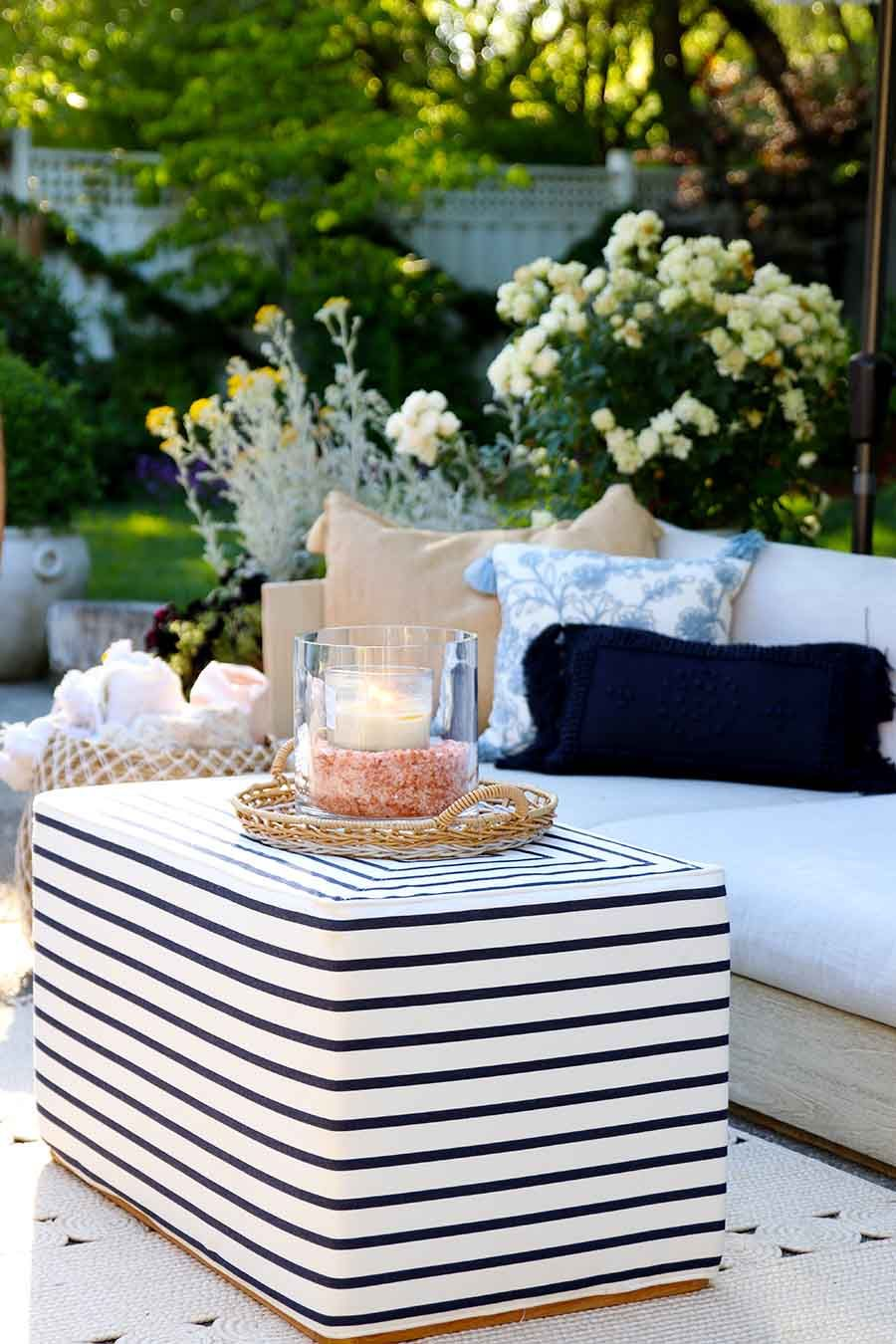 Outdoor decorating Ideas: My Summer Porch and Patio   Summer ...