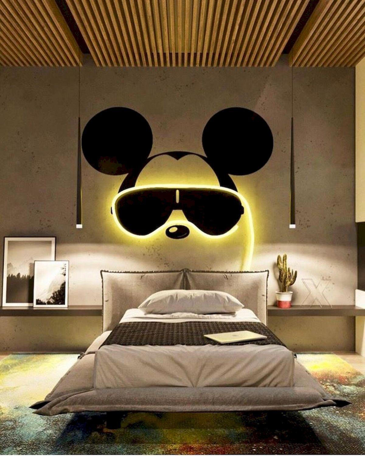 Modern Lighting Ideas The Ideal Light For A Children Room: 45 Best Bedroom Lights Create A Romantic Atmosphere