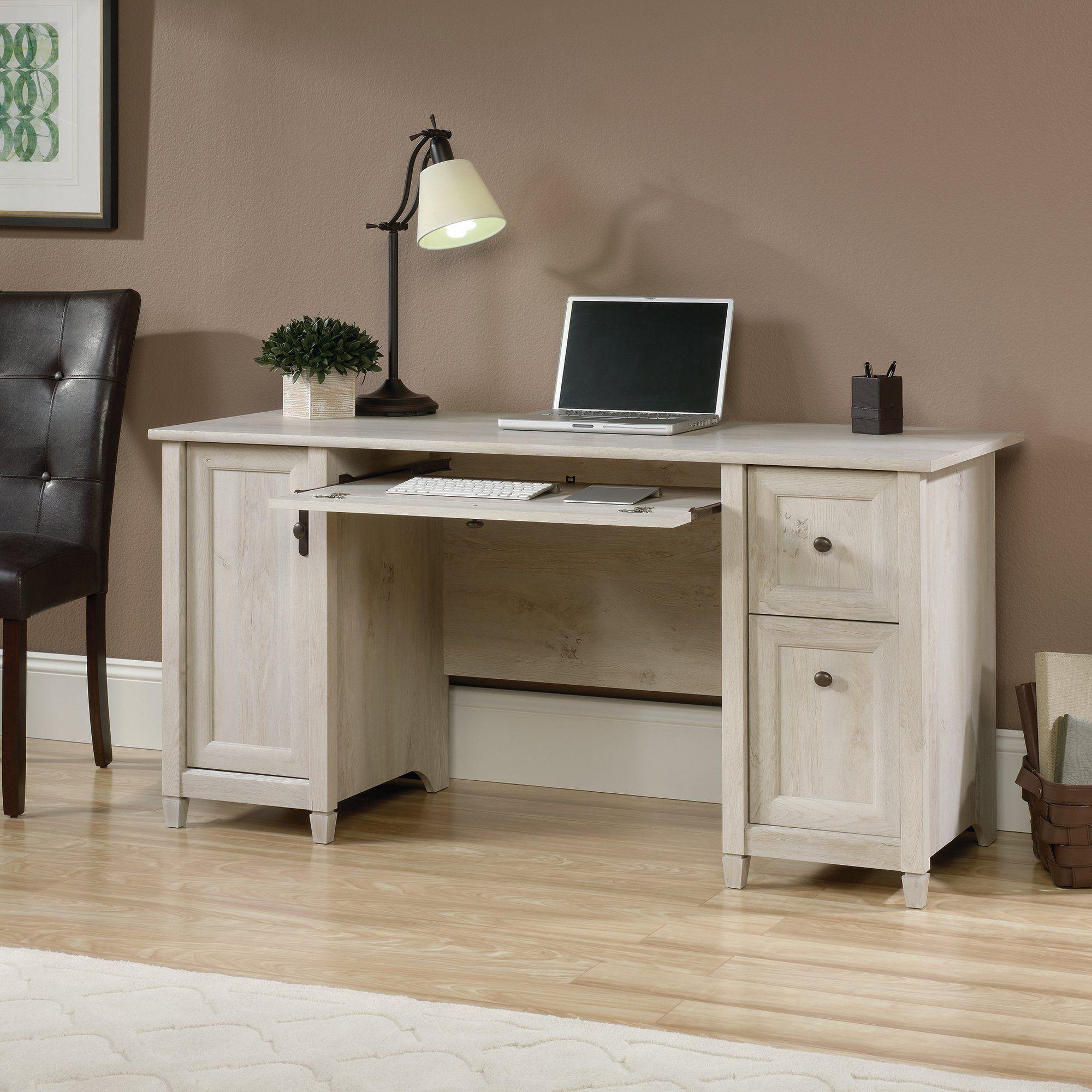 Lamantia Saine Computer Desk (With images) Wood computer