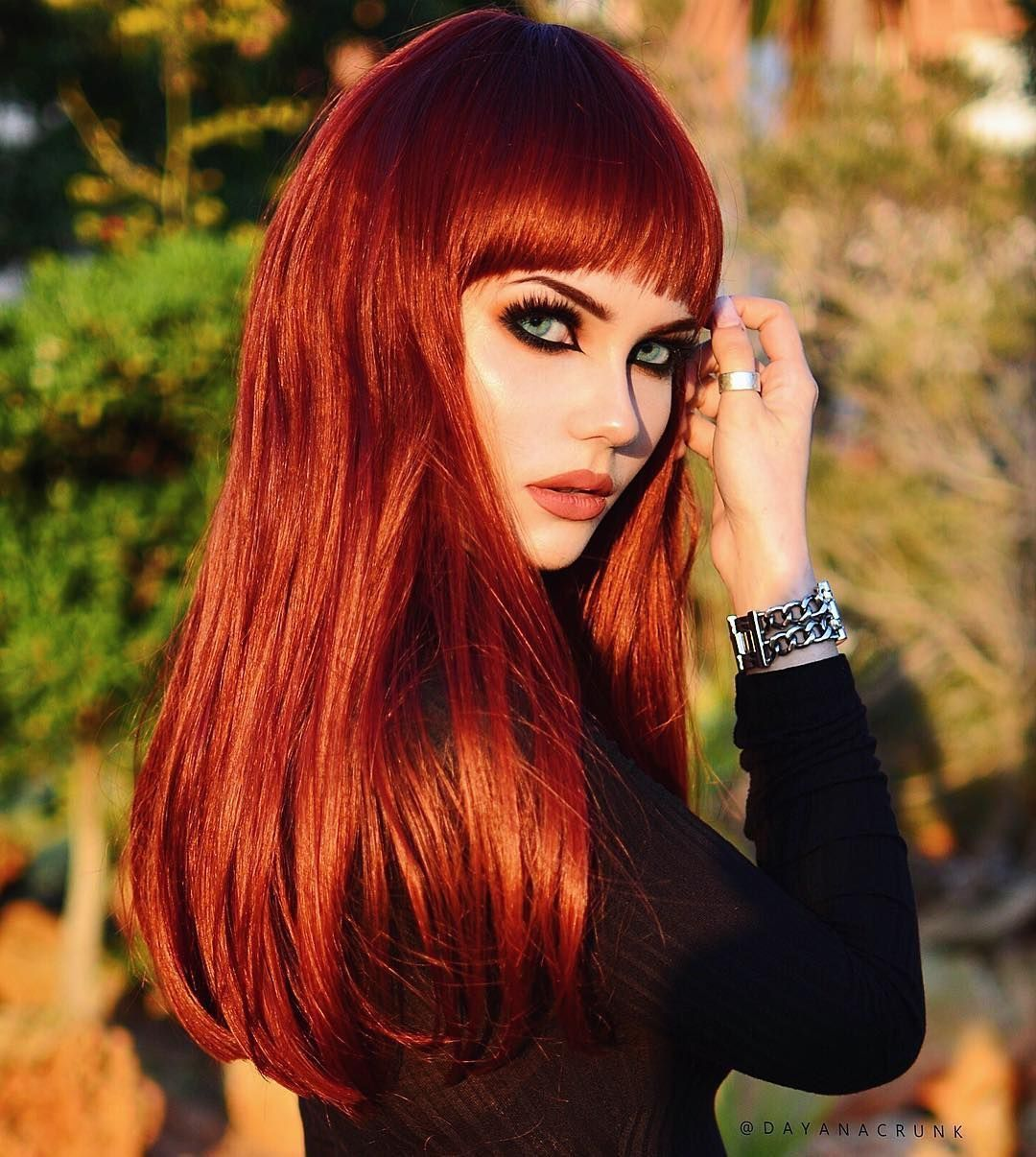 Beautiful Dayana Crunk (With images) Hair styles, Womens