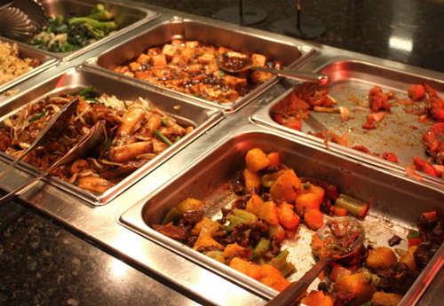 Buffet near me, Find a Chinese Food buffet near me