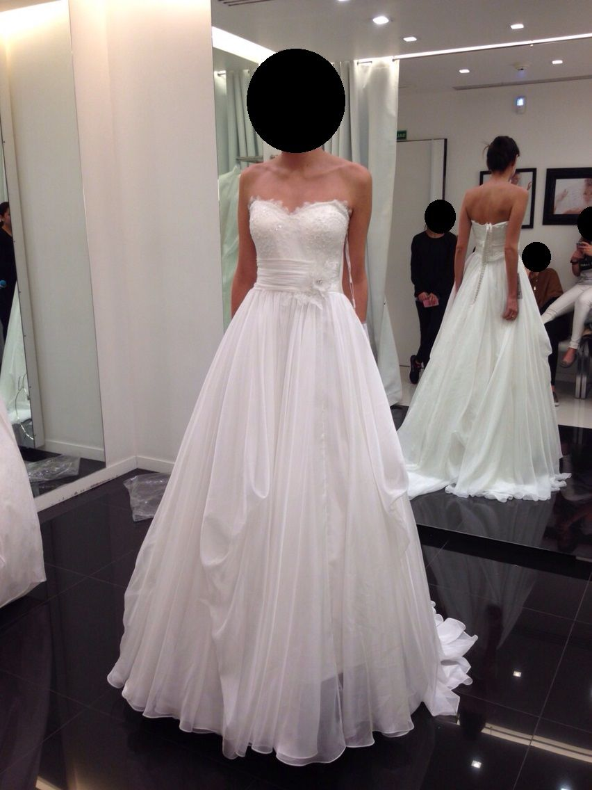 Nuevo vestido publicado! Rosa Clará mod. Relato ¡por sólo $20000 ...
