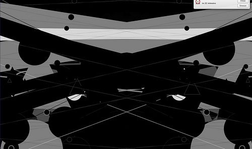 Sound Bars by WILLPOWER STUDIOS / WILLIAM ISMAEL | Voice / Sound Generated Graphics | www.WillpowerStudios.com