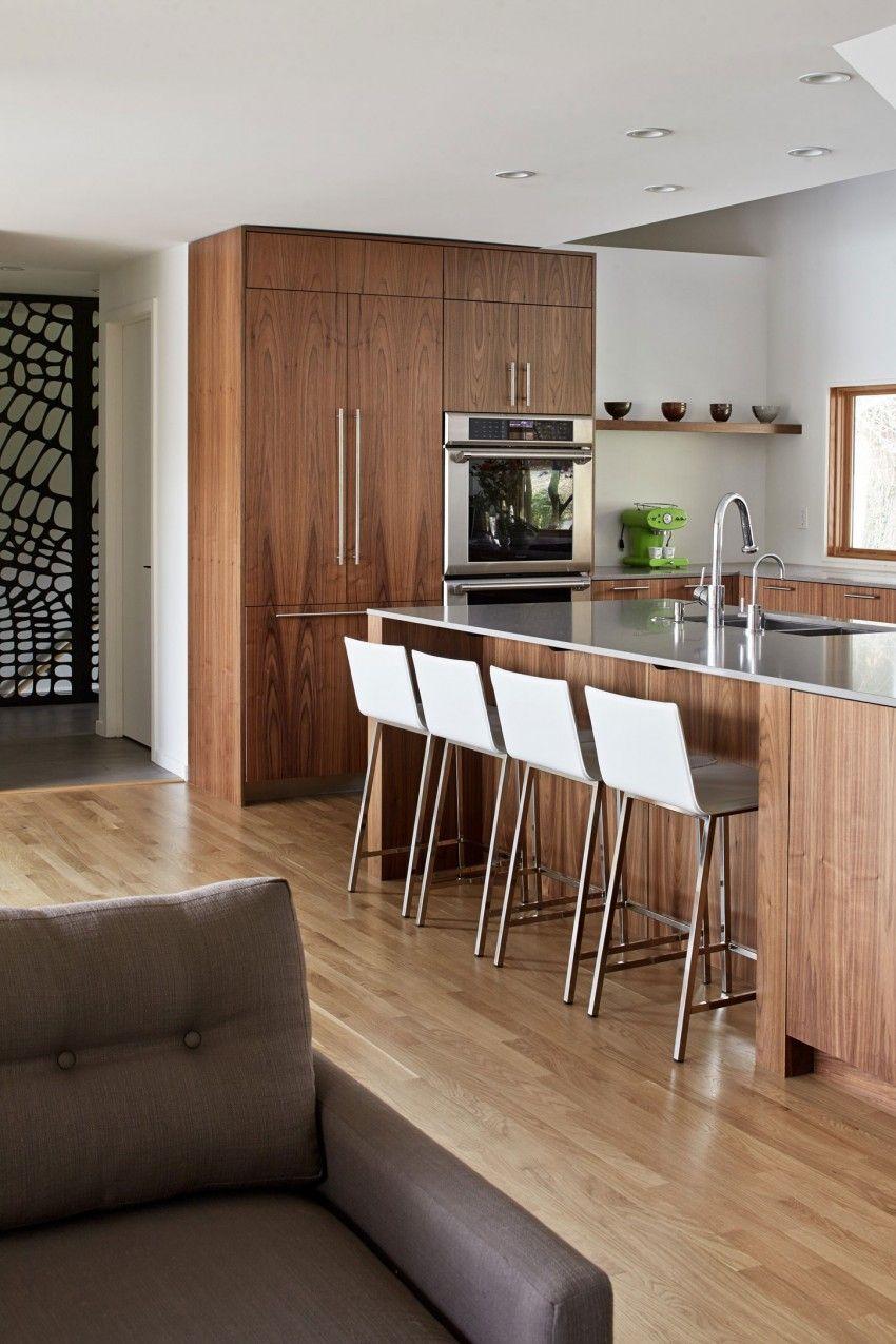 Modern on meadow by hufft projects 5 kitchen interior kitchen design kitchen