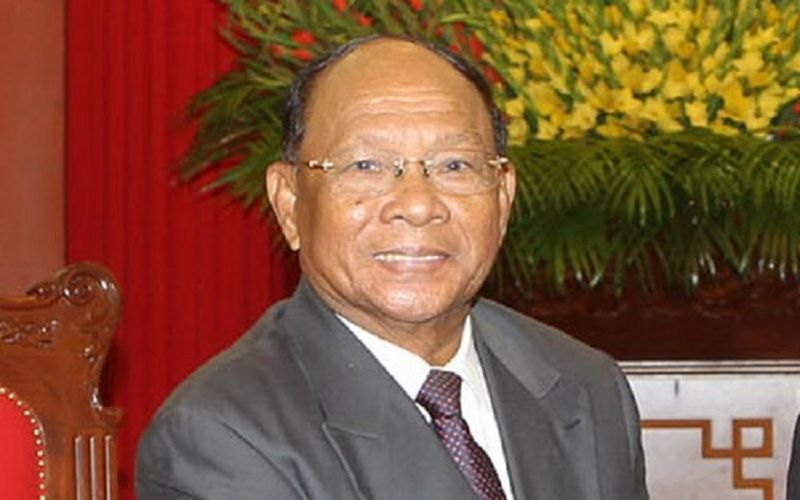 Cambodiau0027s National Assembly (NA) President Samdech Akka Moha Ponhea - invitation issued by the russian foreign ministry