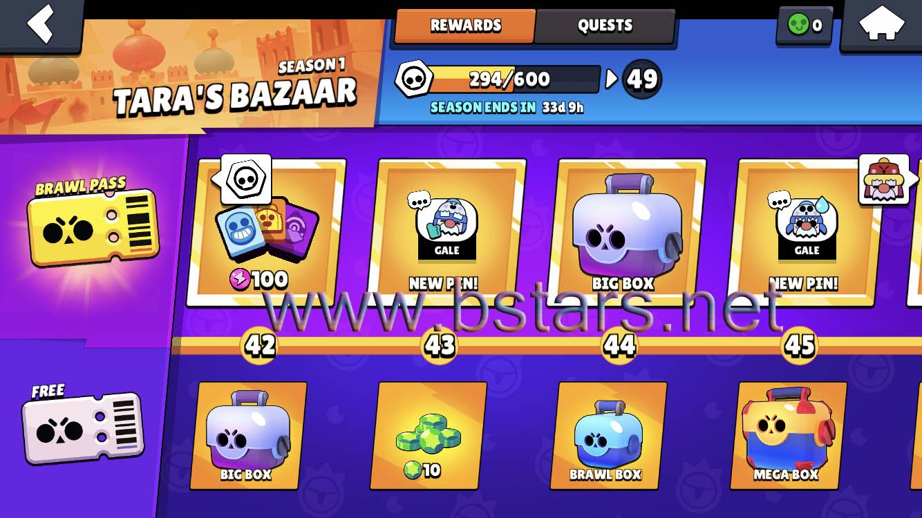 Brawl stars hack free unlimited gems and gold for
