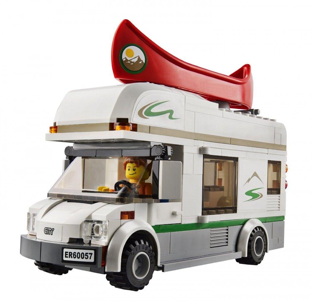 LEGO City Great Vehicles 60057 Camper Van [LEGO-60057] : KSStoys · Toys, Clothes & More · Kids Scandinavian Shop