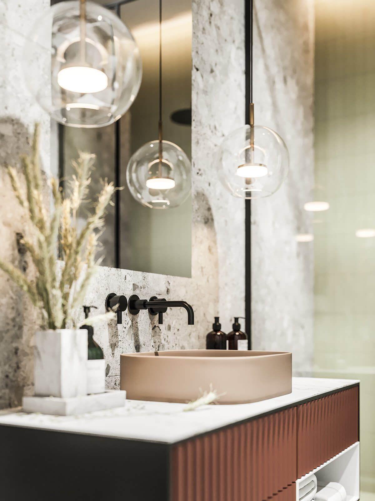 3d Room Interior Design: Stylish Classic Flat // Cgi Visualization