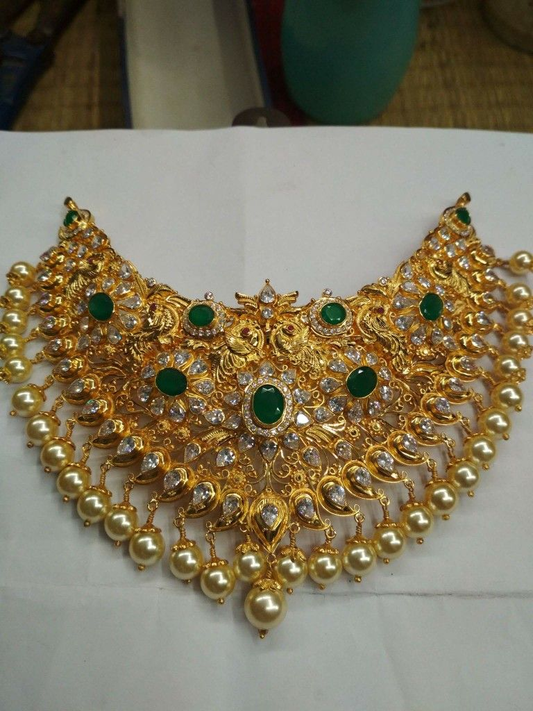 Pin by Bhavana Venkatesh on South indian jewellery in 2019