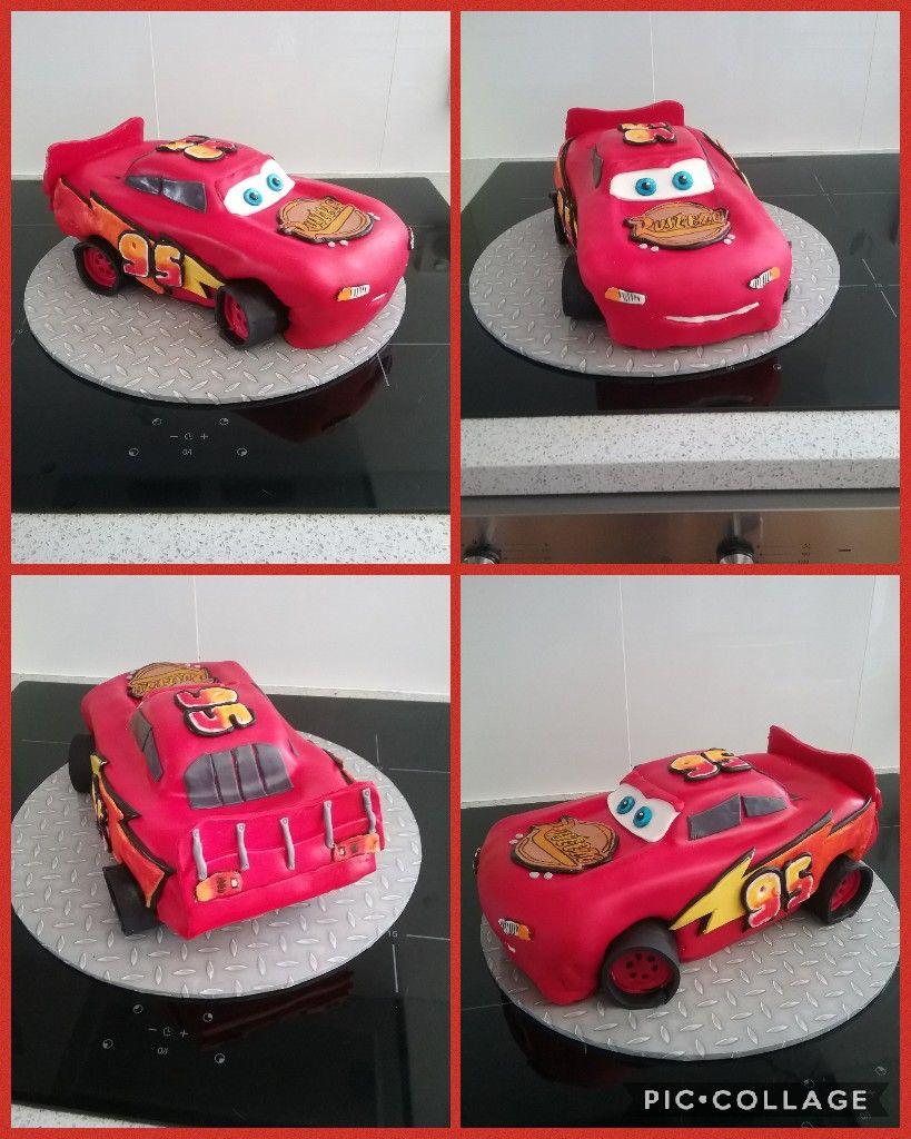 3d lightning mcqueen cars cake tutorial with how to video and 3d lightning mcqueen cars cake tutorial with how to video and template by ann reardon baditri Choice Image