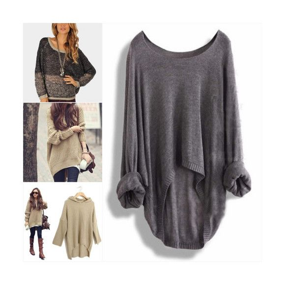 over-sized sweaters | Oversized Sweaters | over-sized sweaters ...