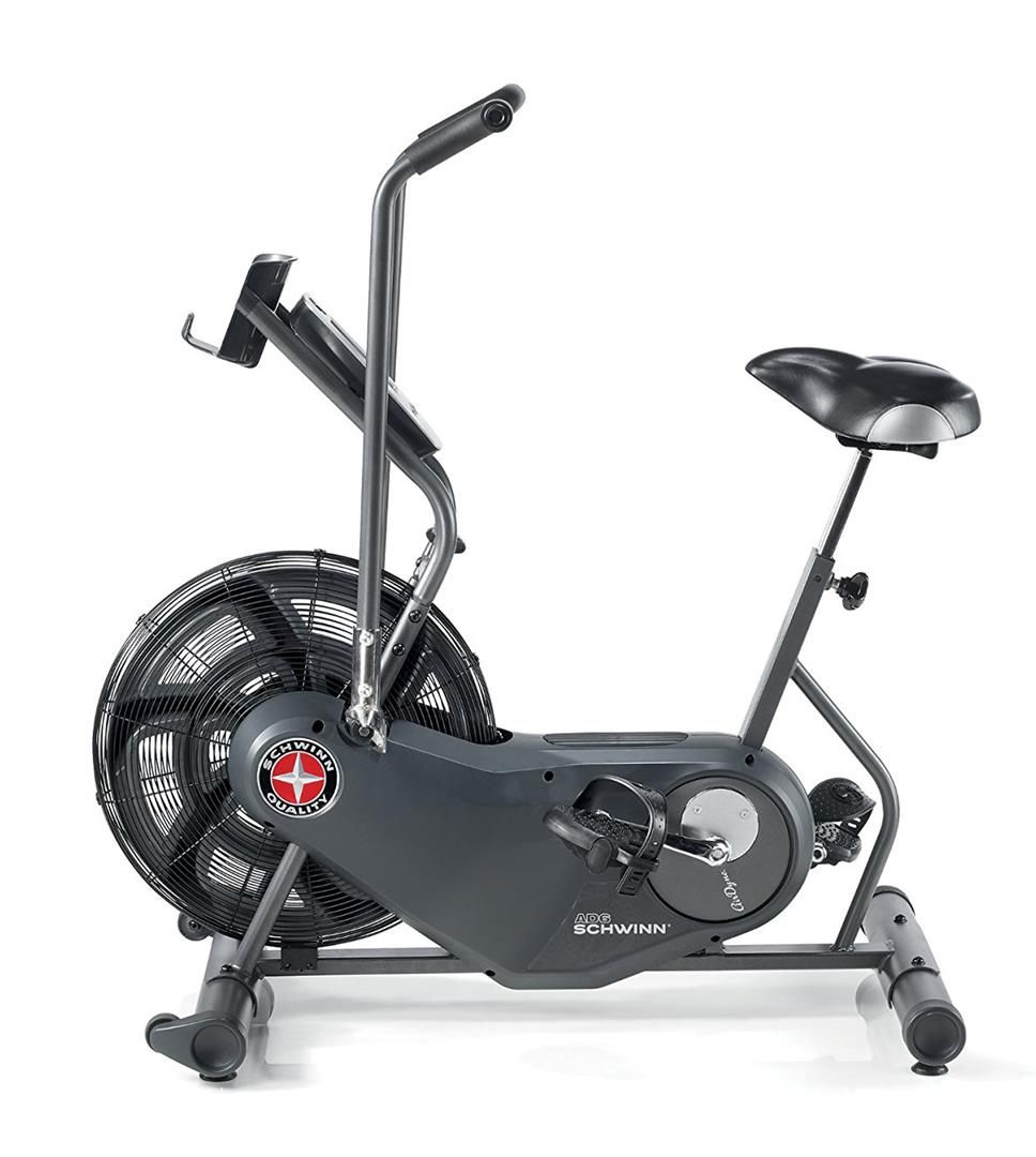 Schwinn Airdyne Ad6 Upright Fan Exercise Bike Reviews 2018