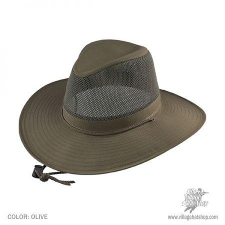 Henschel Aussie Solarweave Crushable Hat  f0f51c9af