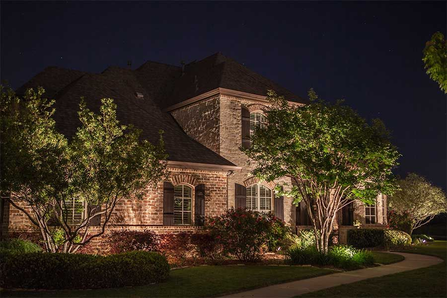 Led Outdoor Lighting Landscape By The Perfect