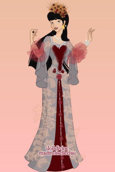 Korlia - Tudor by DeathsKiss ~ Disney Princess Maker
