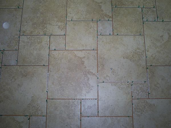 Pinwheel Tile Pattern | Tile Design Ideas