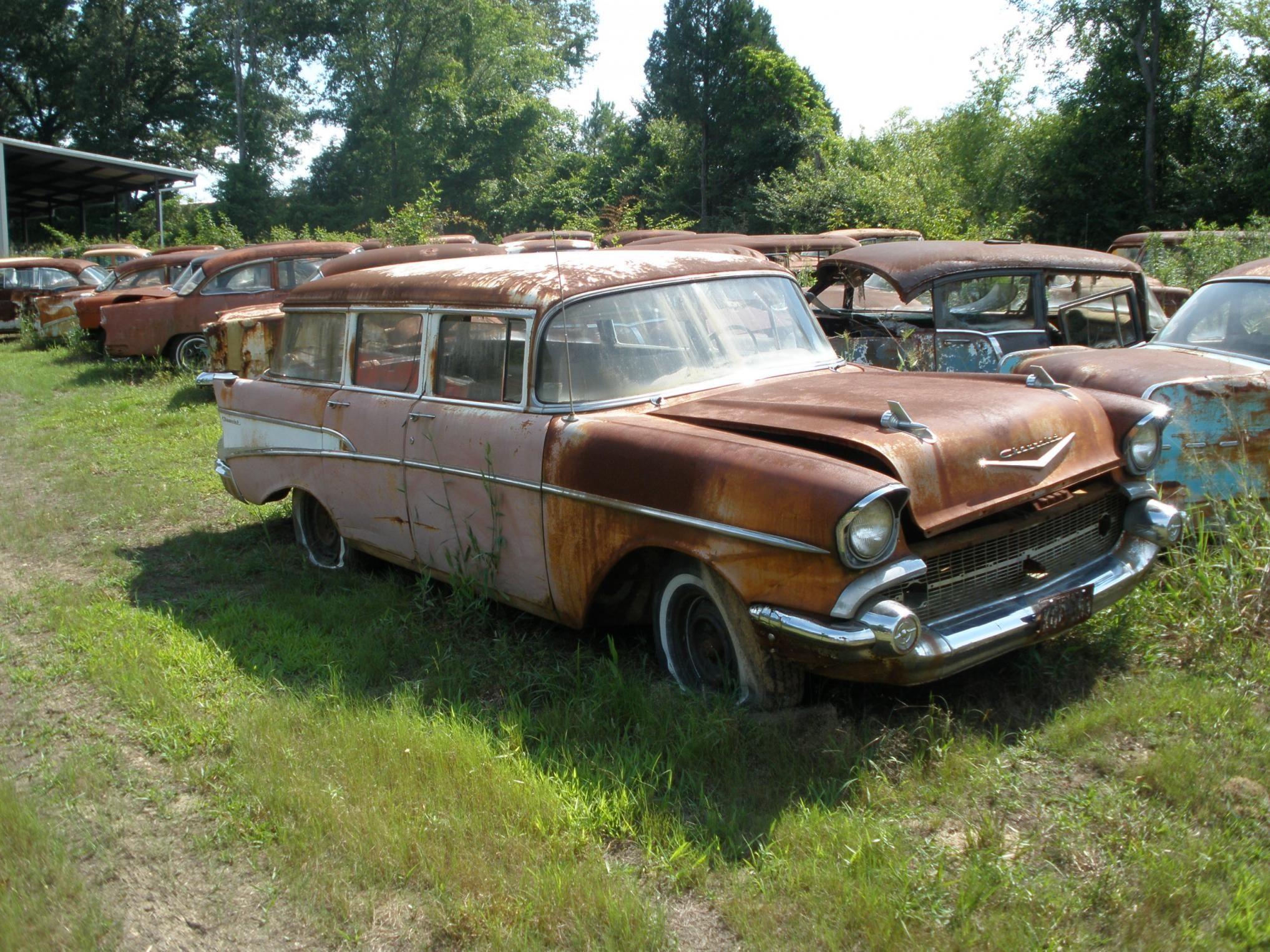 Tridoor Trifive 1957 Chevrolet Crew Cab Barn Finds T Chevy