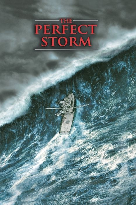 The Perfect Storm Poster Artwork Joseph D Reitman Mary