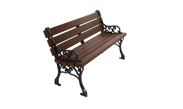 Classic Park Benches In 2020 Memorial Benches Park Bench Stylish Seating