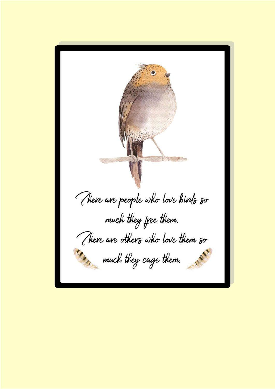 Bird Wall Art, Bohemian Digital Print, Motivational Print, Digital ...