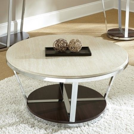 Steve Silver Company Bosco Marble Coffee Table | Jet.com