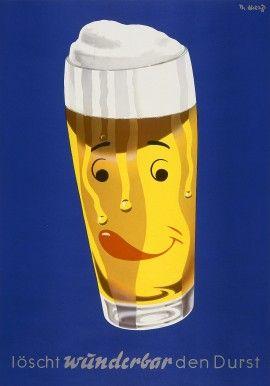 Getranke Reklame Trinkt Mehr Bier Wie Sich Werbung Verandert Hat Bilder Fotos Welt Bier Werbung Bier Lustig Bier