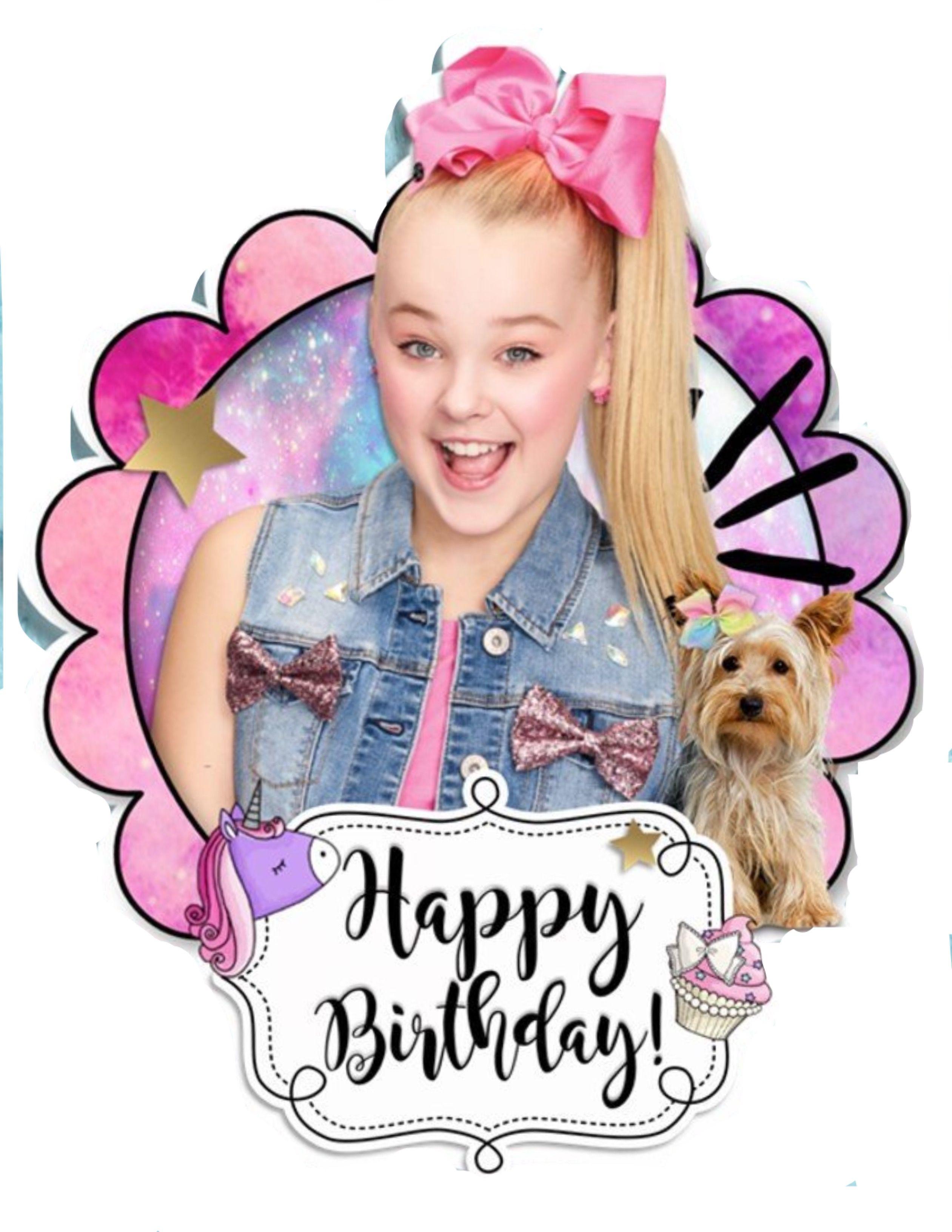 Jojo Siwa Happy Birthday : happy, birthday, You're, Invited, Deja's, Birthday, Party., Sunday, July,, 2019., Turning, 4.🎂🍦🎊🎁…, Birthday,, Girls, Party, Themes,, Ideas