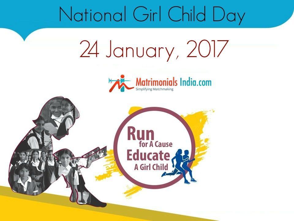 MatrimonialsIndia - Let us all pledge to promote the girls position
