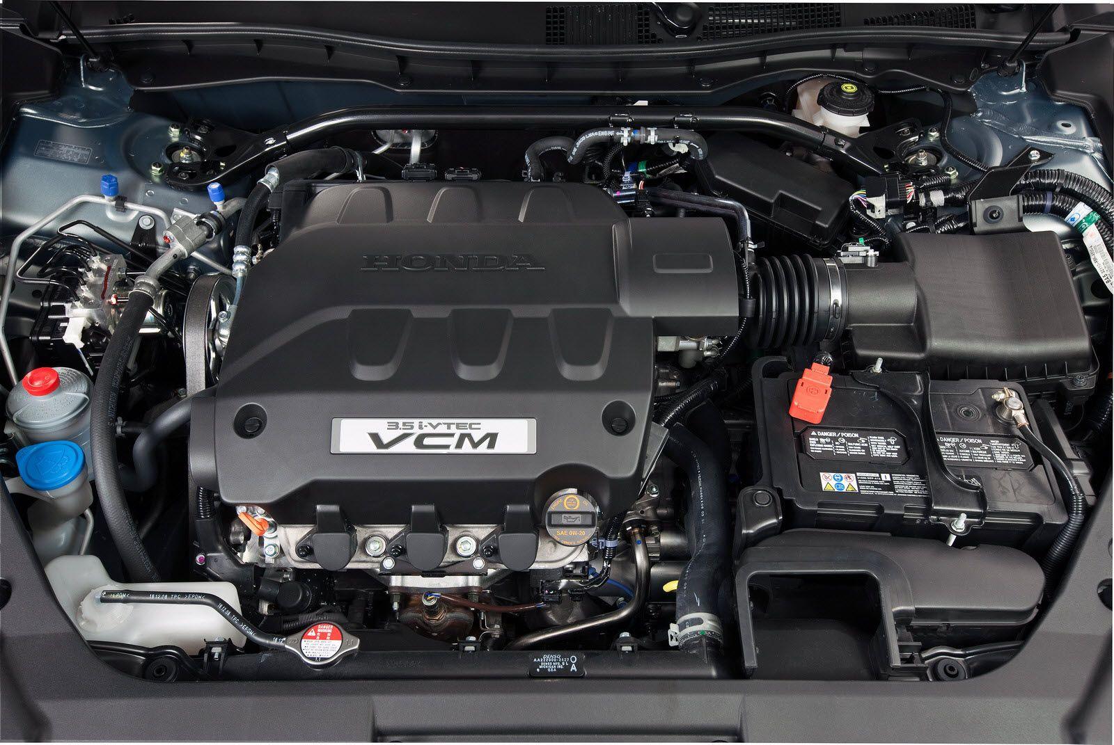 2012 Honda Crosstour Gas Engine 3.5L (EX; EX L) Fits :