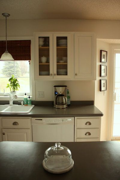 Condo Kitchen Remodel Painting kitchen makeover at bambina babe | home!!!! | pinterest | kitchens