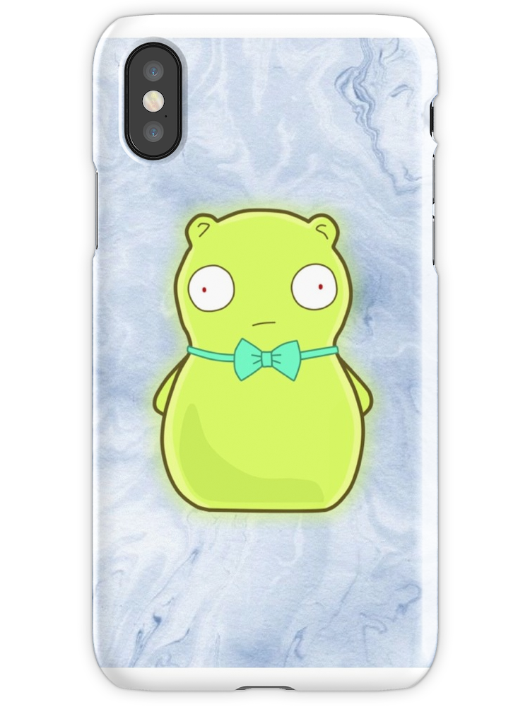 Burger Greeting iphone case