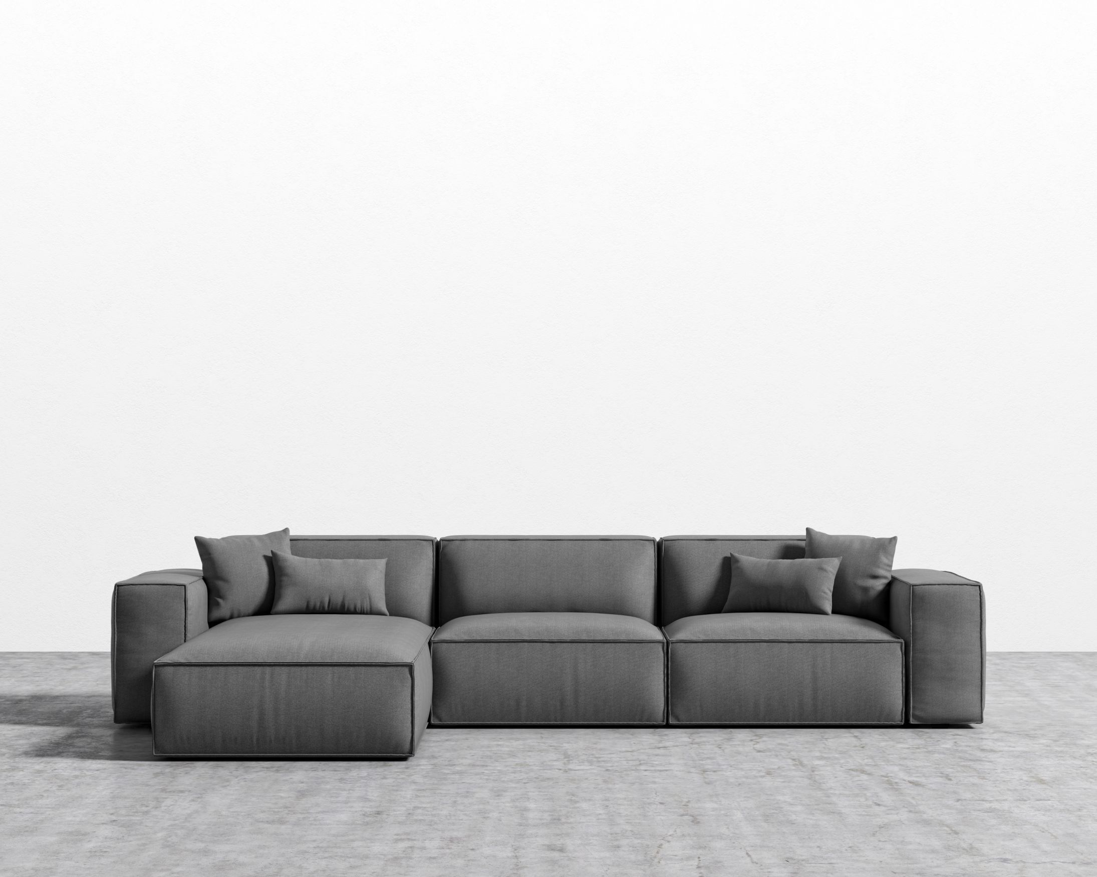 Porter Sectional Sectional Low Sofa Sofa