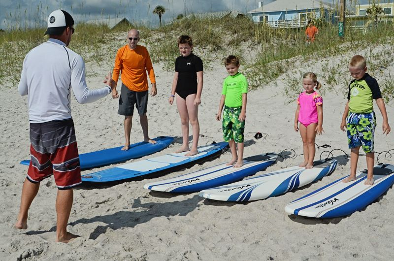 15 Places You Can Learn To Surf In Jacksonville Jacksonville Beach Moms Jacksonville Beach Surfing Jacksonville Beach Florida
